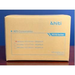 HiTi P510 4x6 Print Kit