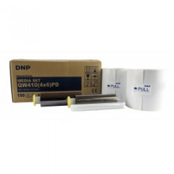 DNP QW410 4X6 PRINT KIT